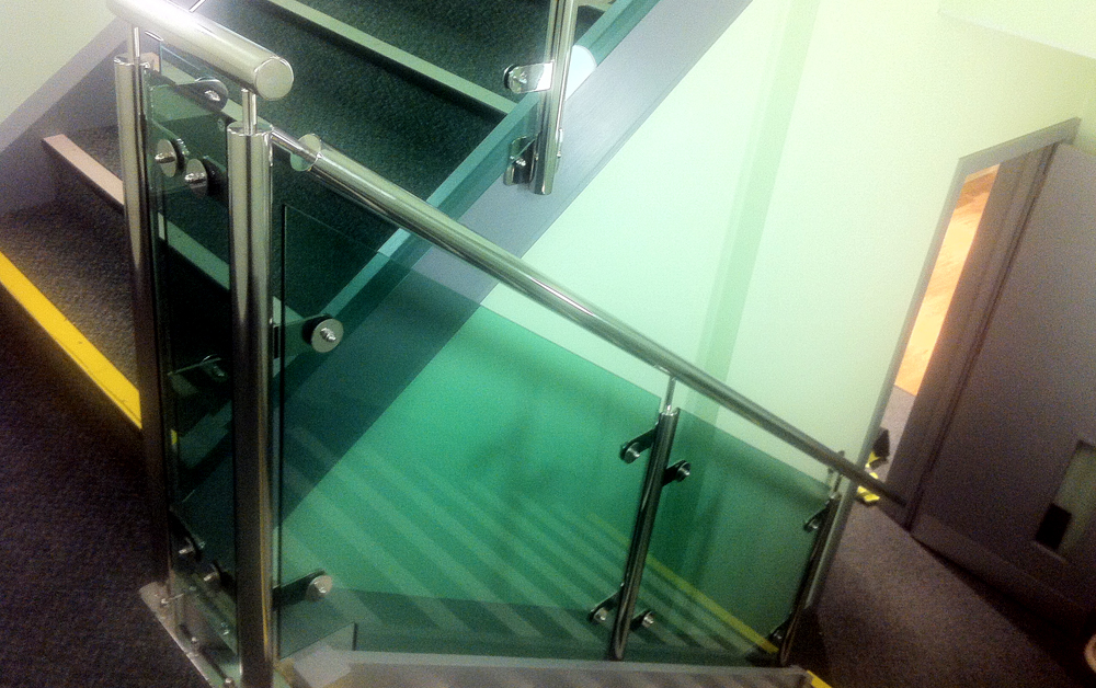 Specsavers - Balustrade
