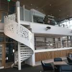 Interior Spiral Staircase