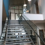 Interior Steel Staircase