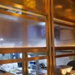 Brass Kitchen Gantry