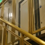 Communal Staircase in Residential Property, Soho London