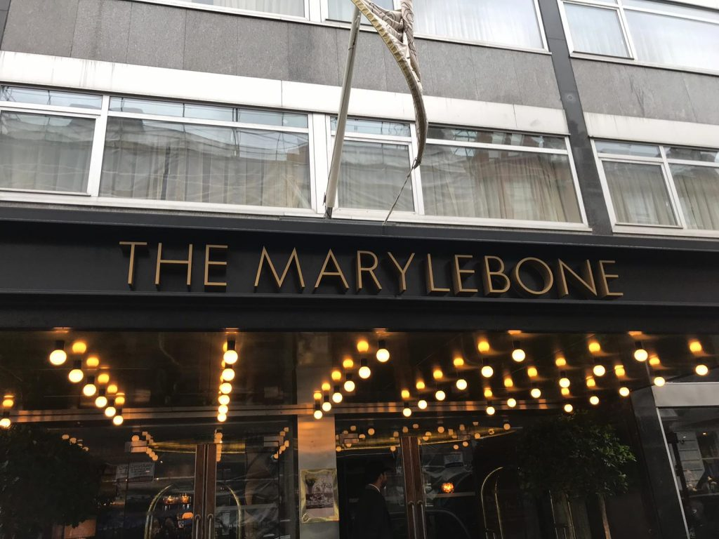 Marylebone Hotel, London