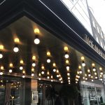 Marylebone Hotel Canopy